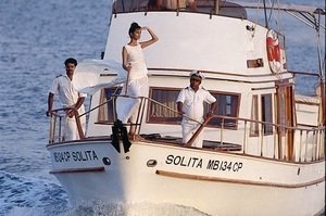 Goa Honeymoon Yacht
